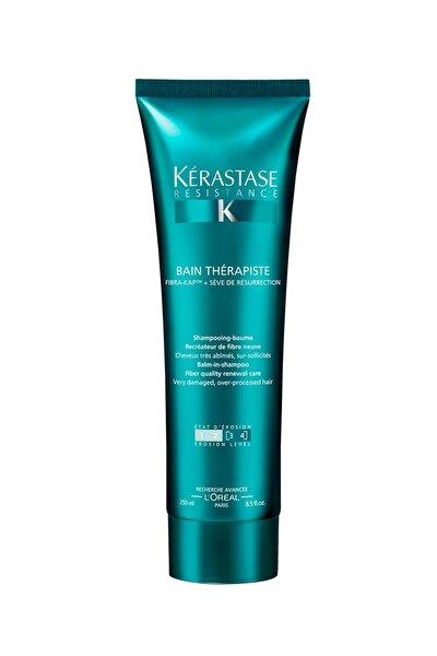 Aşırı Yıpranmış ve İşlem Görmüş Saçlar için Şampuan - Therapıste 250 ml 3474630712669