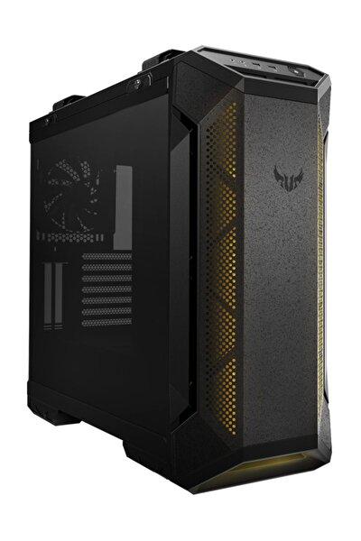 TUF Gaming GT501 Mid Tower Gaming Black USB 3.0 Kasa (PSU Yok)