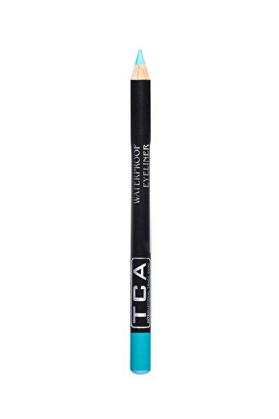 Suya Dayanıklı Turkuaz Göz Kalemi - Waterproof Eyeliner Turquoise 8697581981112