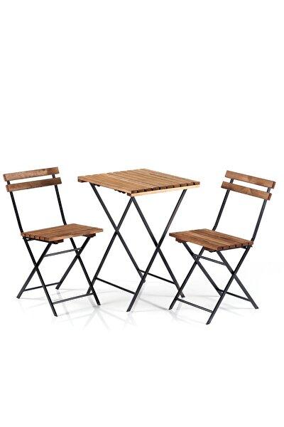 Bistro Seti Bahçe Masa Sandalye Seti 2200