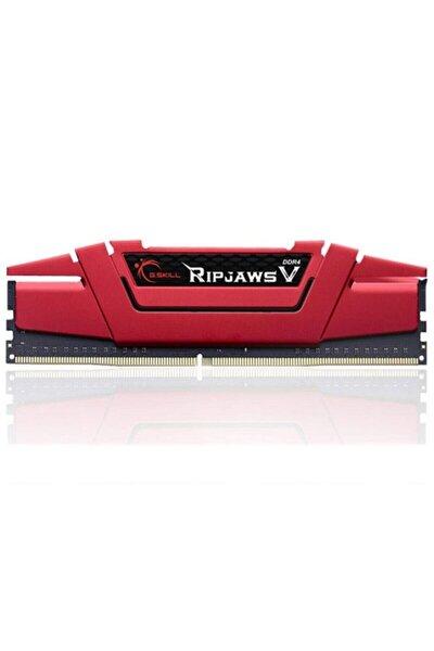 Gskıll 8gb Ripjawsv Kırmızı Ddr4 3000 Mhz Cl16 Ram F4-3000c16s-8gvrb