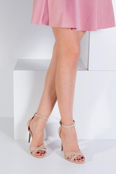 Ten Kadın Topuklu Ayakkabı B922113702