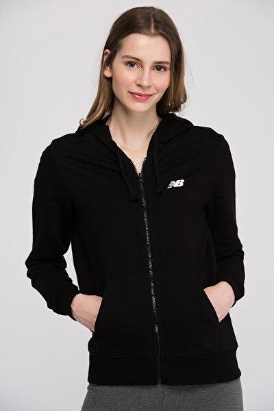 Kadın Sweatshirt - V-WTJ806-BK