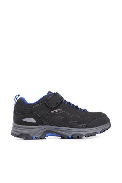 Siyah Saks Çocuk Ayakkabı CHAMP
