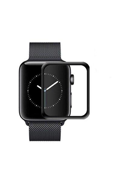 Apple Watch için 38mm Kavisli Ekran Koruyucu Temperli Cam