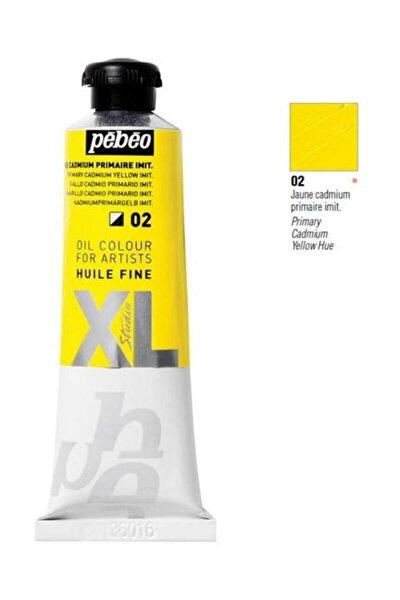 Huile Fine Xl Yağlı Boya 37ml Primry Cadmium Yellow