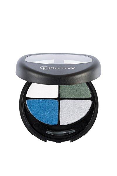 4'lü Göz Farı - Quartet Eyeshadow Electric Tones 8690604135479