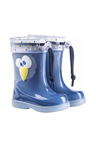 W10165-O98 Lacivert Erkek Çocuk Yağmur Çizmesi 100318085