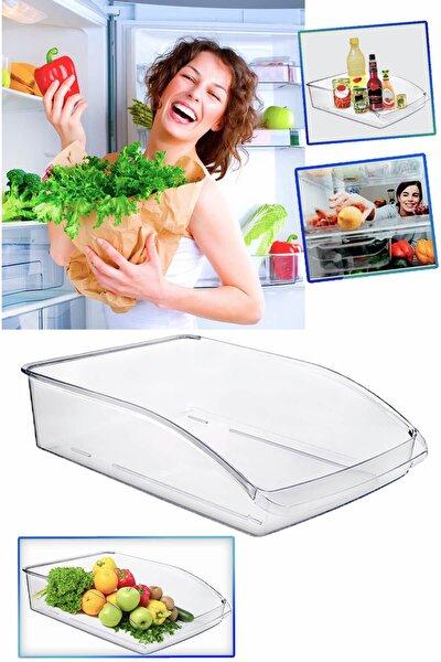 Buzdolabı İçi Maxi Şeffaf Düzenleyici G526