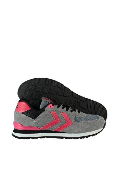 EIGHTYONE Gri Pembe Kadın Deri Sneaker 100257301