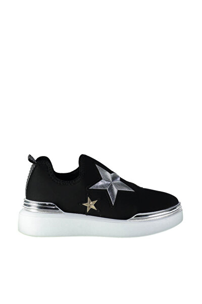 Siyah Kadın Sneaker 120130008614