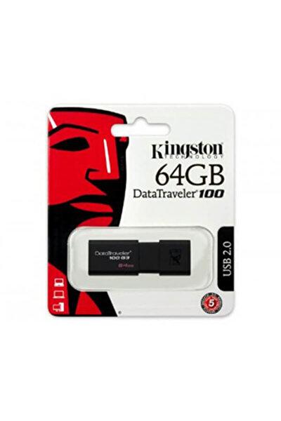 DataTraveler100 G3 64GB USB3.0 Usb Bellek (DT100G3/64GB)