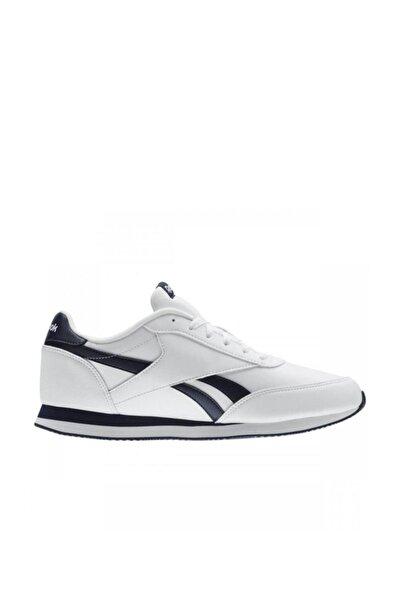 REEBOK ROYAL CL JOG Beyaz Koyu Lacivert Erkek Koşu Ayakkabısı 100267941