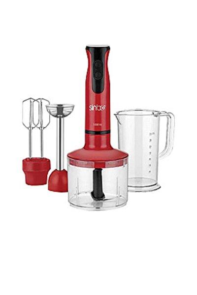 Shb-3141 Kırmızı Blender Set