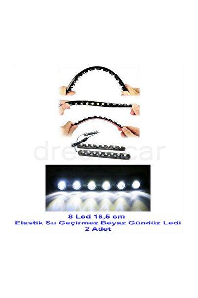 8 Canon Beyaz Ledli Elastik Daylight 16,5cm 2 Adet 56502