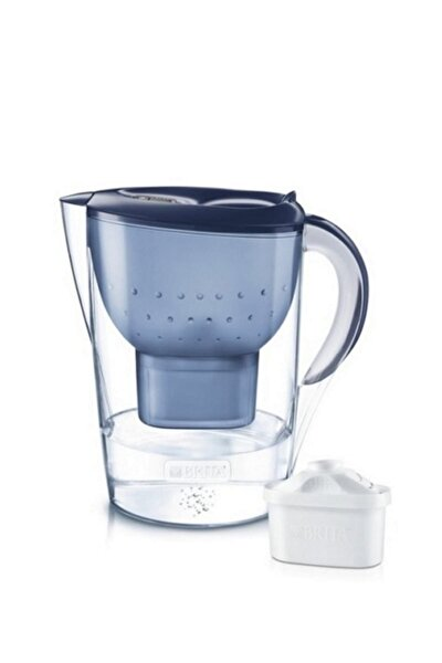 Marella XL Filtreli Su Arıtmalı Sürahi-Mavi