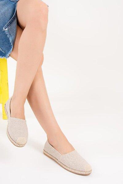 Bej Kadın Ayakkabı D280250005