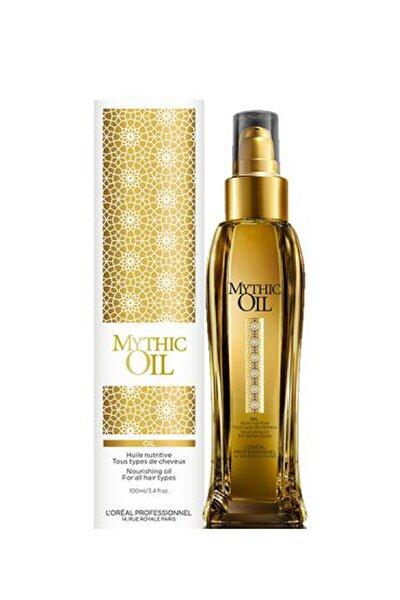 Fön İşlemini Kolaylaştıran Efsane Yağ - Serie Expert Mythic Oil 100 ml 3474630698741