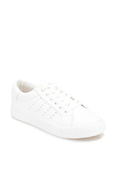 POLIN Beyaz Kadın Ayakkabı 100314352