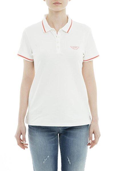 Kadın Beyaz T-Shirt 3G2M61 2JBXZ 0101