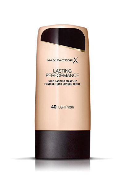 Fondöten - Lasting Performance Foundation No: 40 Light Ivory 35 ml 8005610379562
