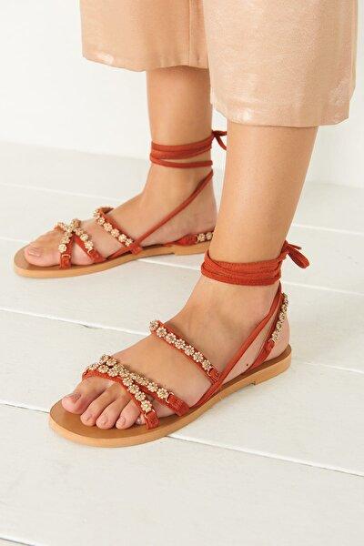 Mercan Kadın Sandalet