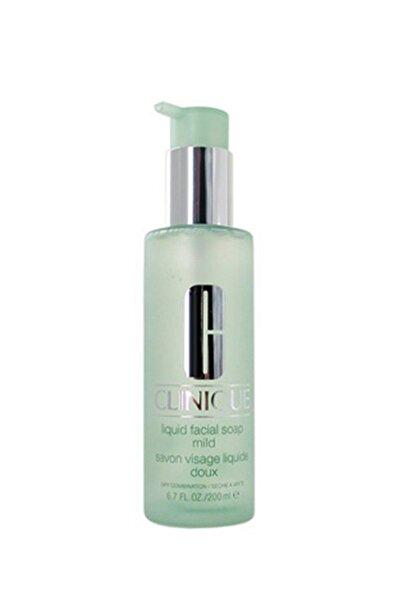 Yüz Temizleme Sıvı Sabunu Kuru Ciltler için Liquide Facial Soap Dry 200 ml 20714227661