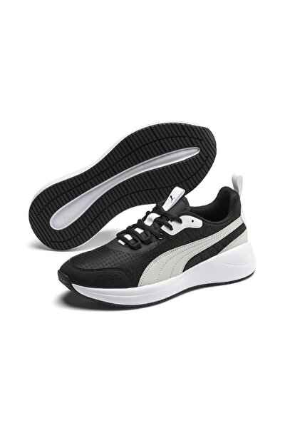 NUAGE RUN23/* Siyah Kadın Sneaker Ayakkabı 100532359