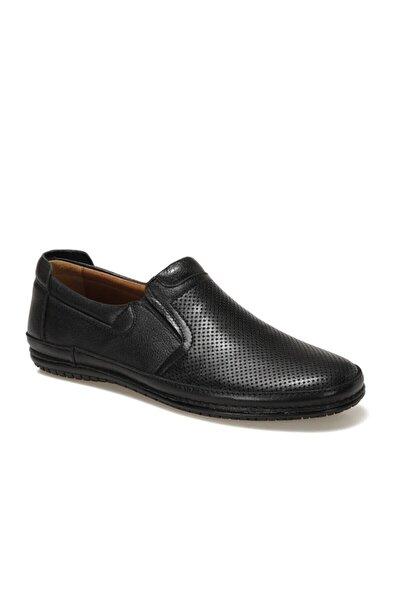 102335.M1FX Siyah Erkek Comfort Ayakkabı 100932081