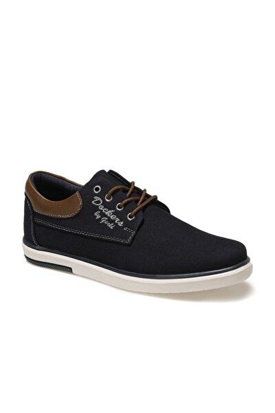 224942 1fx Lacivert Erkek Sneaker Ayakkabı