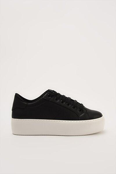 Siyah Kadın Sneaker 01AYY207270A100