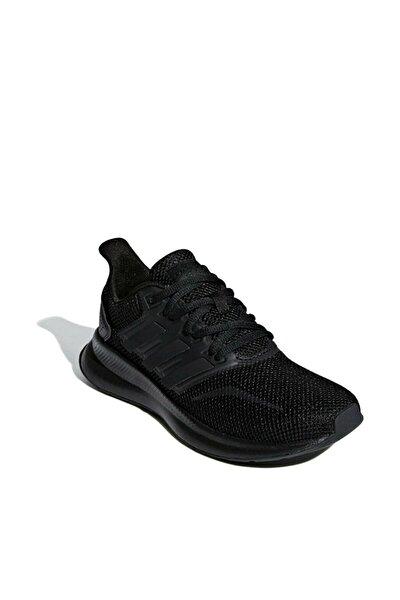Runfalcon K Siyah Unisex Koşu Ayakkabısı