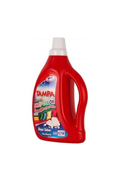 Aktif Color Renkliler Için Sabun Parfümlü Konsantre Sıvı Çamaşır Deterjanı 2 Litre