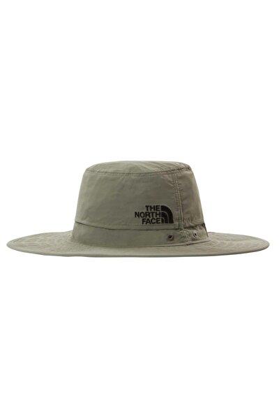 Unisex Yeşil Baskılı  Şapka - T0cf7tv38