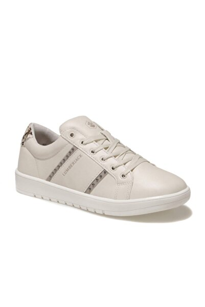 KAMILLA 1FX Bej Kadın Havuz Taban Sneaker 100911270