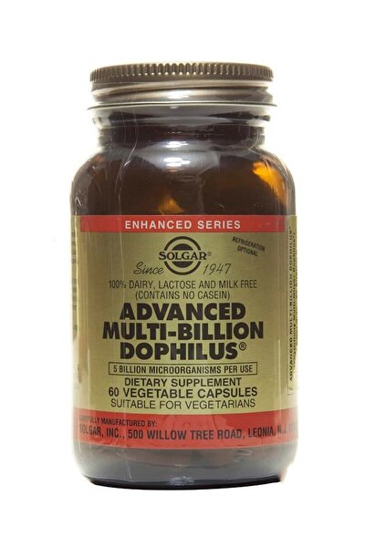 Advanced Multi-billion Dophilus 60 Kapsül 033984000391