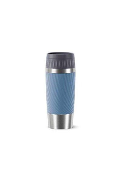 Emsa Travel Mug Easy Twist Mavi 0.36lt Termos 3110600439