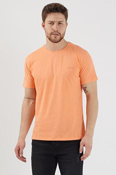 SANDER Erkek T-Shirt A.Pembe ST11TE083