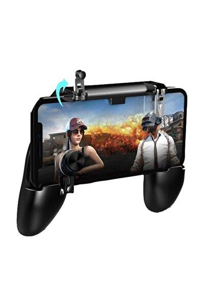 Pubg W11+ Plus Oyun Konsolu Ateşleyici Tetik Joystick Controller Gamepad