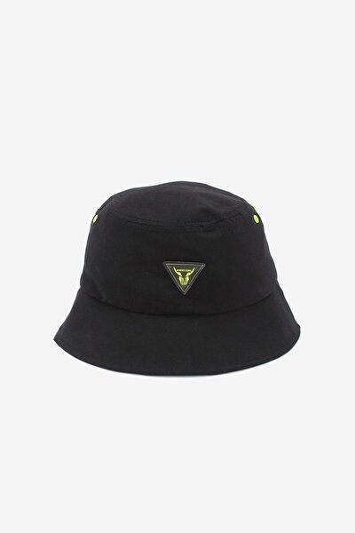 Erkek Çocuk Siyah Şapka