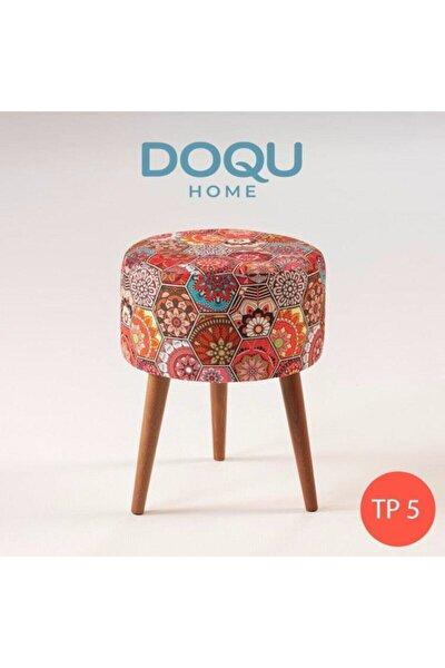 Doqu Home Dekoratif Trio Puf Tp4