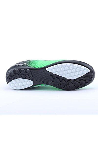 Erkek Yeşil Halısaha Futbol Spor Ayakkabı