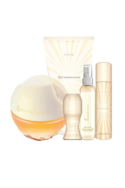 Incandessence 5'li Kadın Parfüm Seti 8681298980018