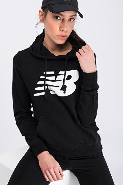 Kadın Sweatshirt - V-WTH804-BK