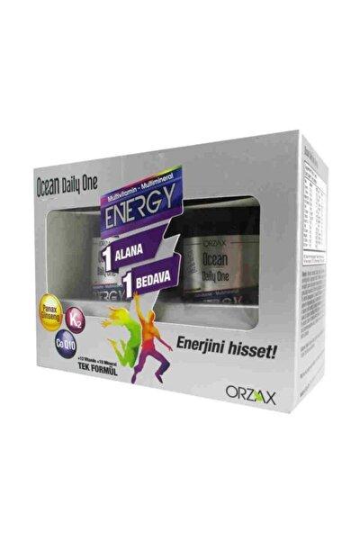 Daily One Energy 2'li Paket 30 Tablet