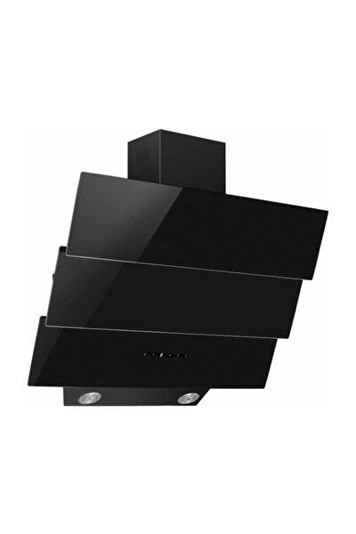 HPM 656 BTK Siyah Duvar Tipi Davlumbaz