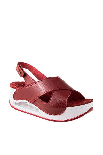 Kırmızı Kadın Sandalet 157 28287Z