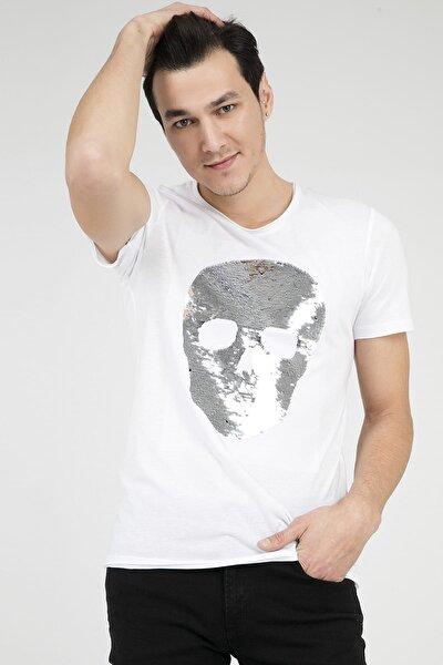 Erkek T-shirt 12145885