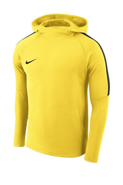 Erkek Sweatshirt - M Nk Dry Acdmy18 Hoodıe Kapşonlu Ah9608-719