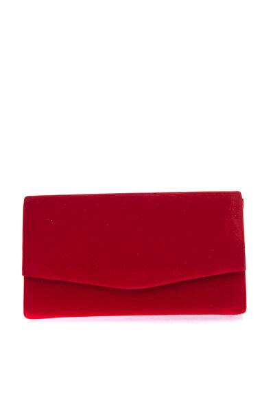 Kırmızı Kadın Portföy Çanta C0201-18